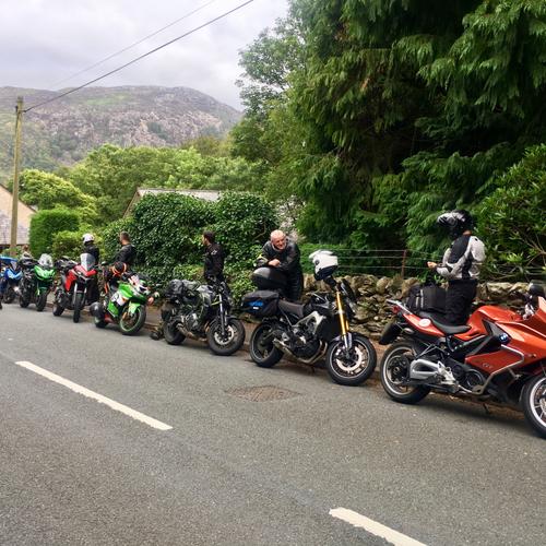 London Motorcycle Riders Club